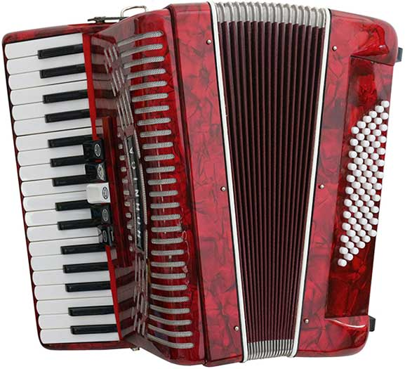Hohner Hohnica 1305 - Red Image