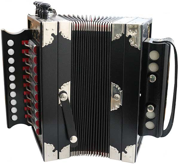 Weltmeister Cajun Melodeon - D Tuning Image