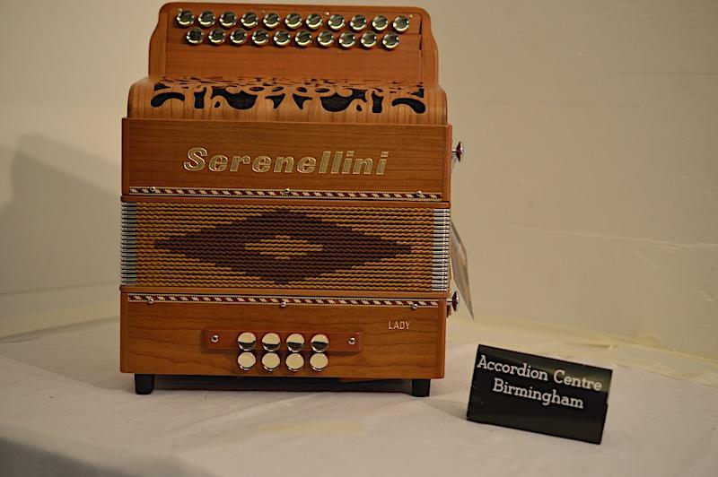 SERENELLINI LADY C/F Image