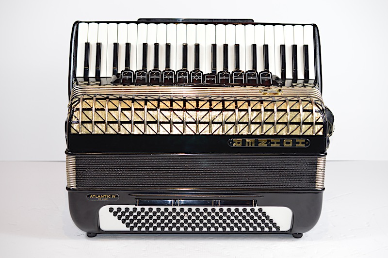 HOHNER ATLANTIC 1V 120 BASS Image