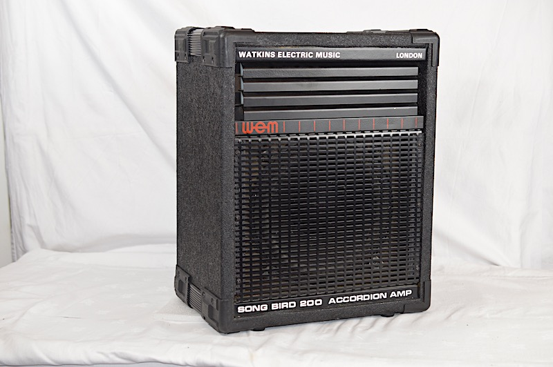 WATKINS WEM SONG BIRD 200 AMP Image