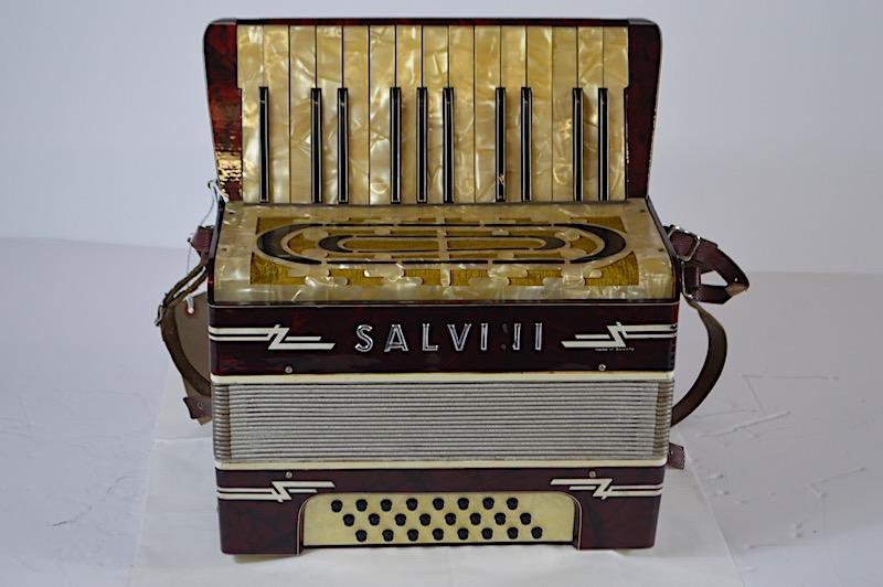 SALVINI 24 BASS Image