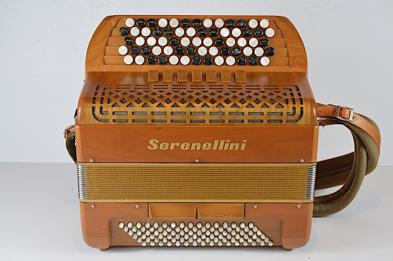 SERENELLINI 96 BASS C SYSTEM BUTTON Image