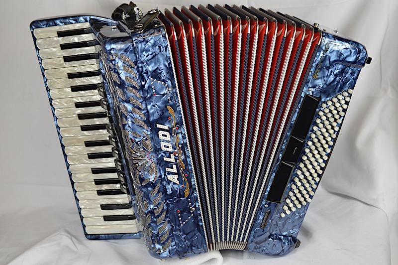 ALLODI 96 BASS MIDI Image