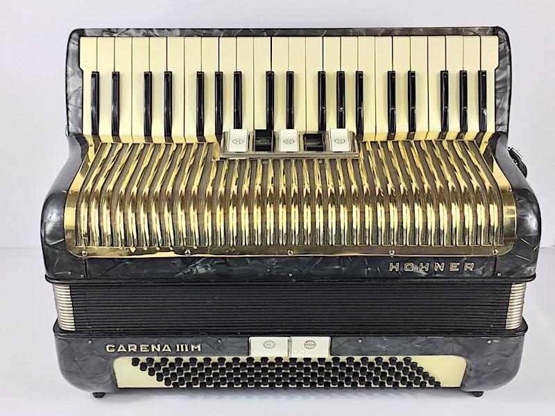 HOHNER CARENA 120 BASS (CODE RAS37) Image