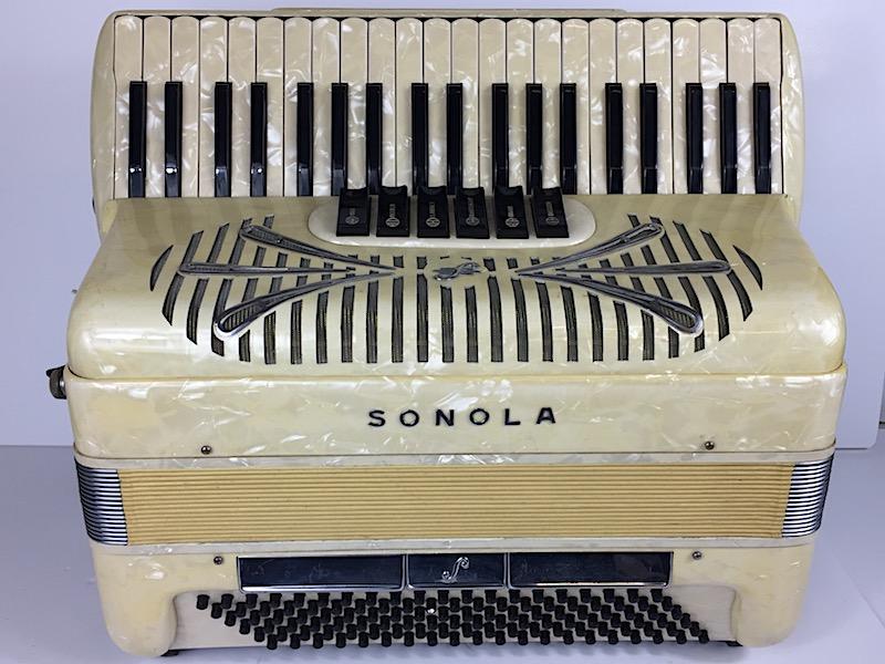SONOLA 120 BASS (CODE RAS051) Image