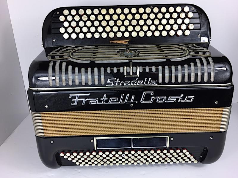 STRADELLA 5 ROW 120 BASS (CODE CUS/SH) Image